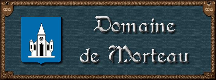 Bienvenue au domaine de Morteau